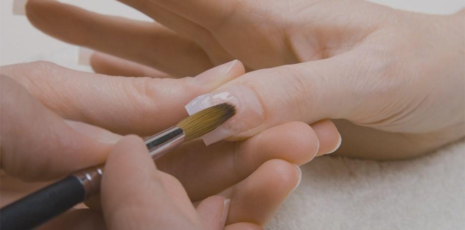 Как снять ногти на типсах в домашних условиях видео